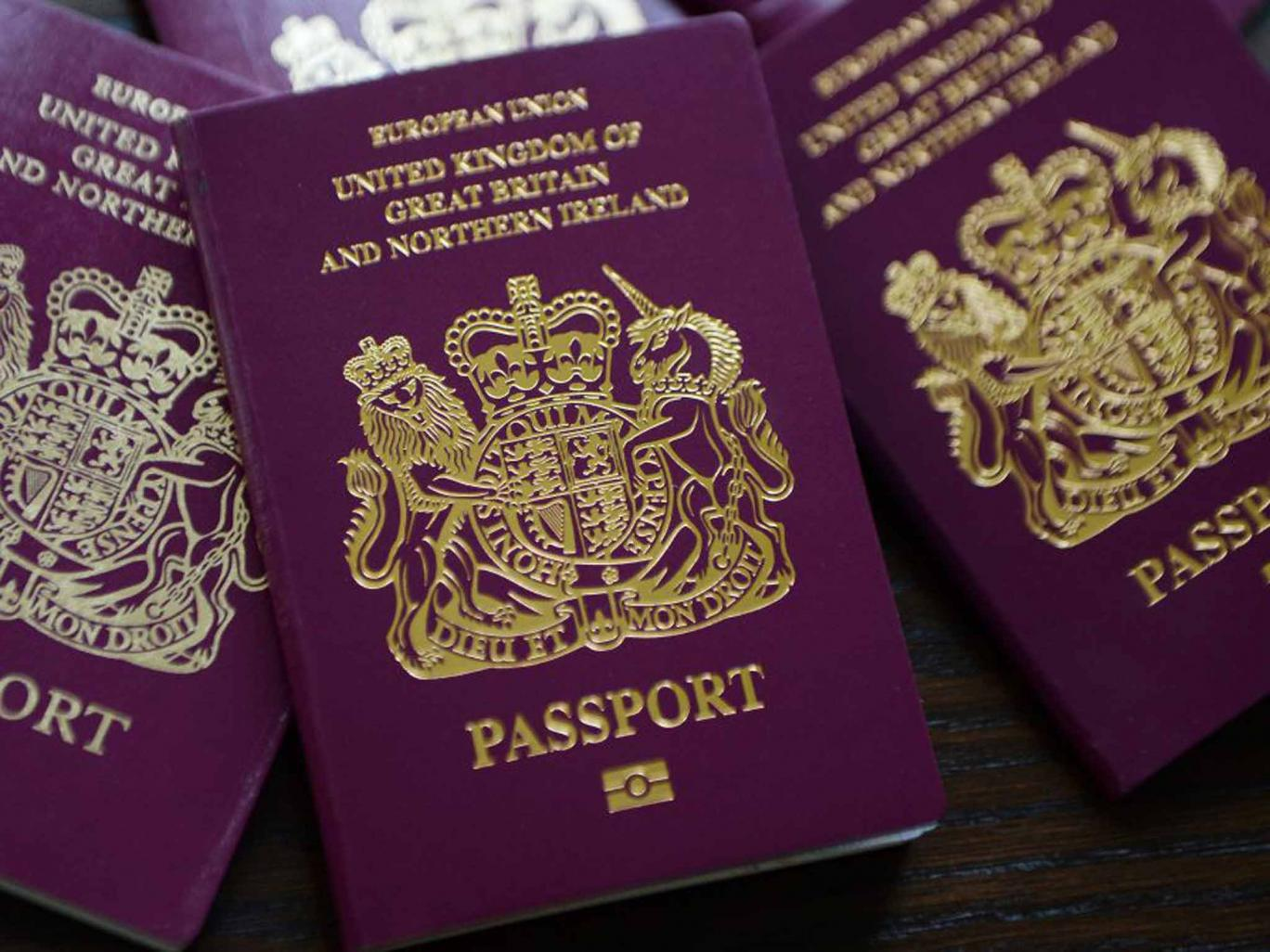 Club MAC explain how to renew your passport