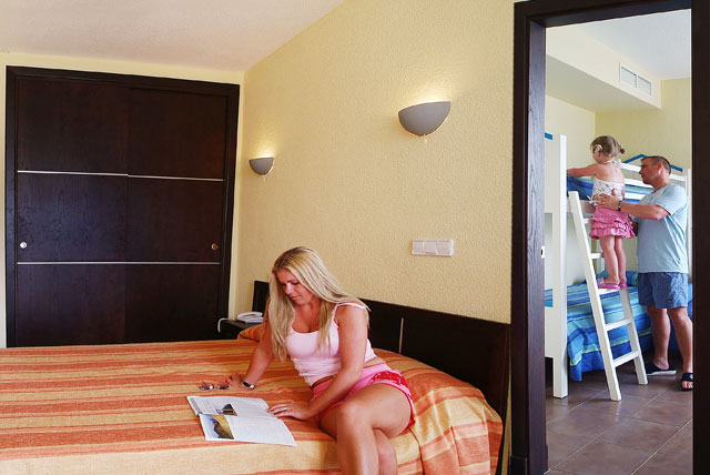 Club Mac | Resort Family Suite